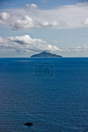 Isle of Montecristo, view from Chiessi, Isle of El...