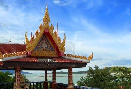 Big Buddha temple, Ko Samui
