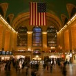 New York Grand Central Station main hall...