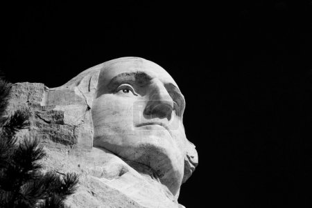 George Washington on Mt Rushmore