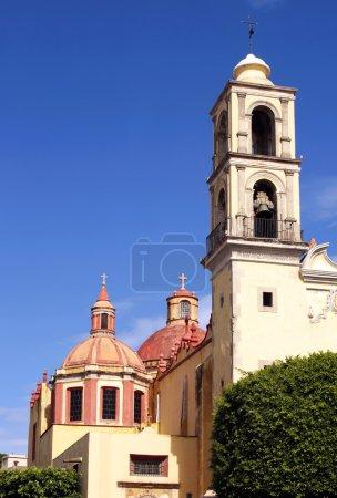 Convent of San Antonio in Queretaro.
