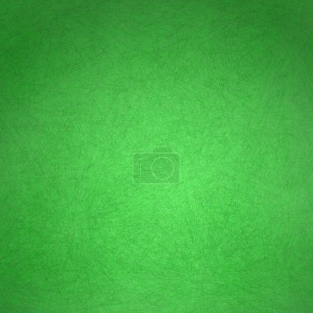 Photo for Bright grass green spring background or paper with abstract textured surface and shading - Royalty Free Image