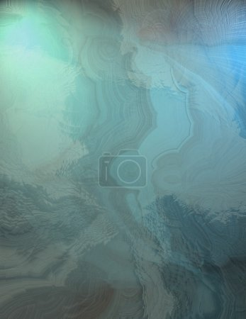 Marble wall or paper teal background