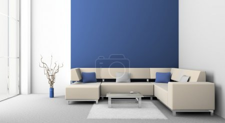Photo for Modern sofa in the room - Royalty Free Image