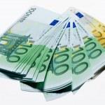 European banknotes...