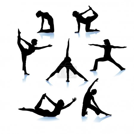 Yoga gymnastilk