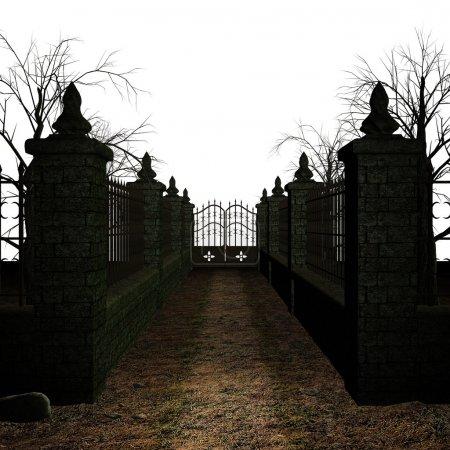 Spooky Cemetery