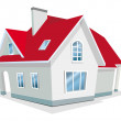 Vector Illustration of house...