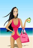 Swimsuit Girl 3