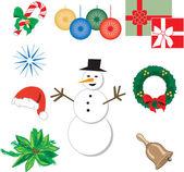 Nine Christmas Icons 1