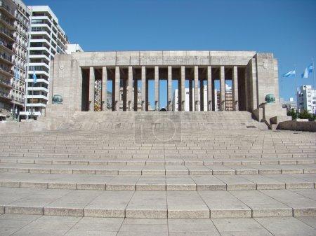 Photo pour Inside Monumento a la Bandera (Mémorial du drapeau) à Rosario, Argentine - image libre de droit