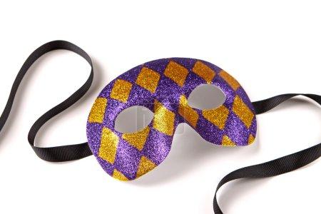 Venetian Harlequin Mask