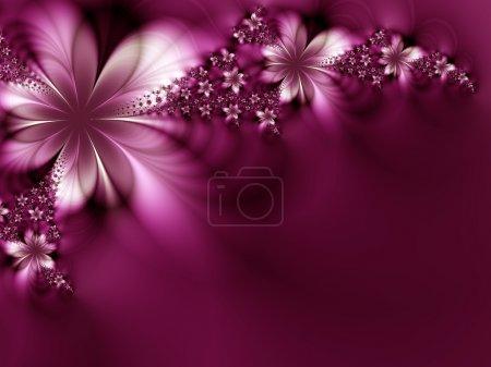 Dreamlike flowers