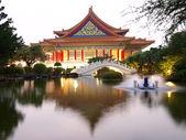 """Постер, картина, фотообои """"Традиционная китайская архитектура"""""""