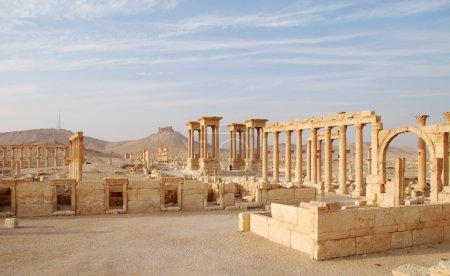 Syria, Palmyra.