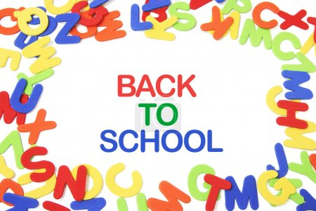 Back to School and Alphabets