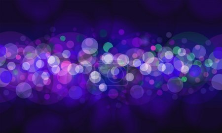 Photo for Abstract lights background - Royalty Free Image