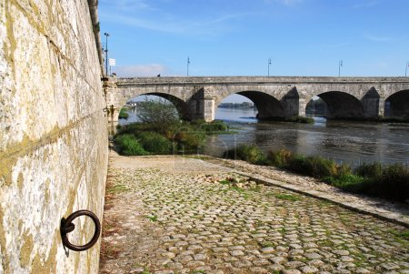 Stone bridge of Blois