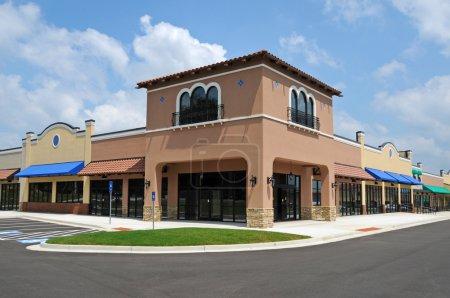 New Strip Mall