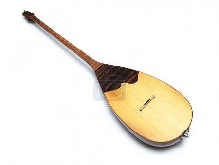 Dombra - music instrument of nomad