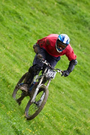 Extreme downhill