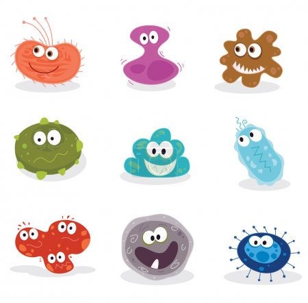 Vector germs and viruses