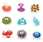Swine flu cancer staphylococcus or trojan virus? Use my BIG COLLECTIONS of bugs and germs 9 pieces of nasty germs in one collection