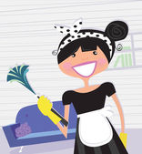 Housewife - french maid