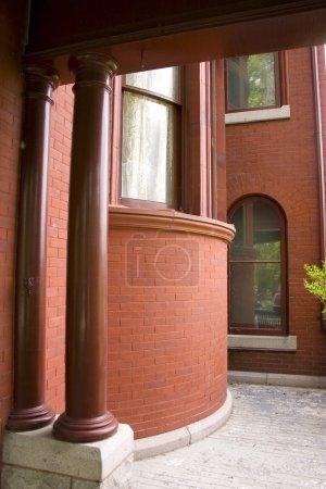 Old Governer's Mansion in Helena