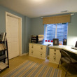 Close up on a Home Office Room...