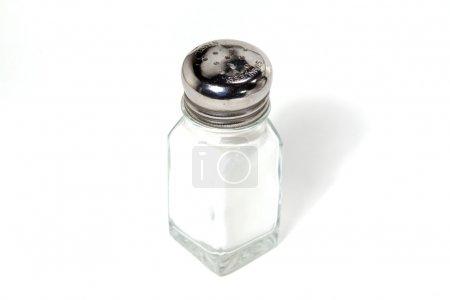 Isolated Salt Shaker