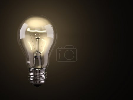 Luminous light bulb