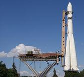Large image rocket Vostok (Russia)