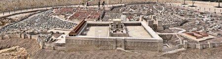 modèle de Jérusalem